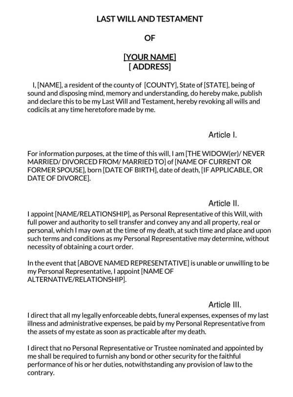 Last-will-and-Testament-Template-14_