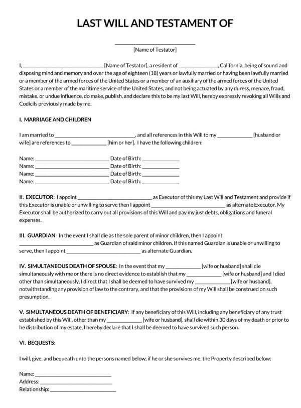 Last-will-and-Testament-Template-19_