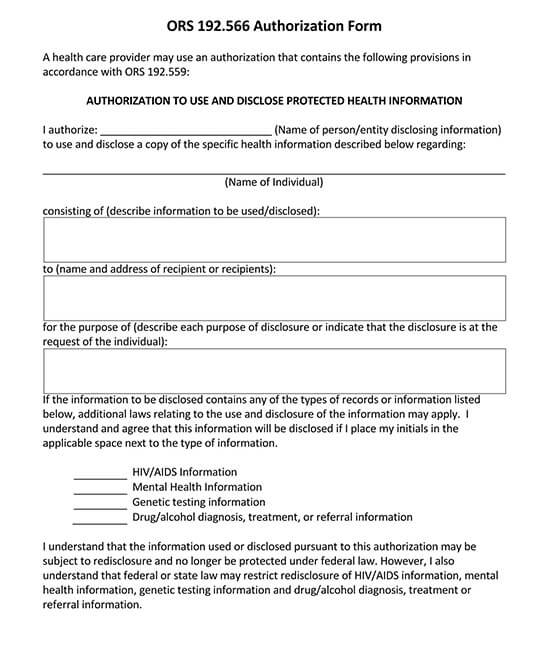 authorization to release medical records letter 04
