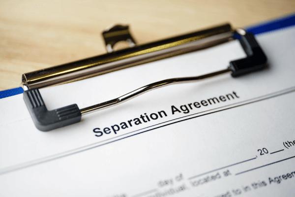 Separation Agreement Employee