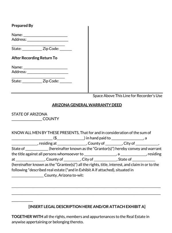 Arizona-General-Warranty-Deed-Form_