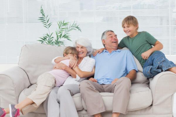 Grandparents consent