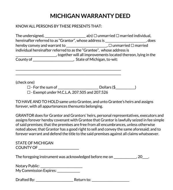Michigan-Warranty-Deed_