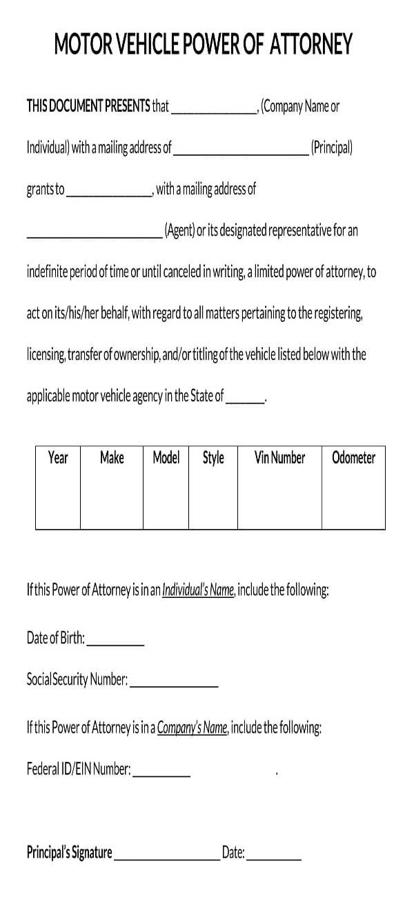 Motor-Vehicle-Power-of-Attorney-Form-01