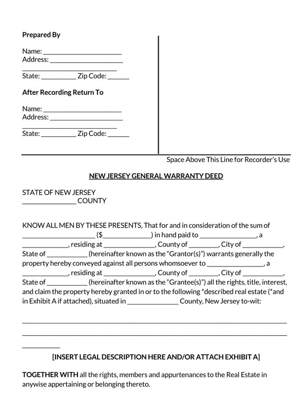 New-Jersey-General-Warranty-Deed-Form_