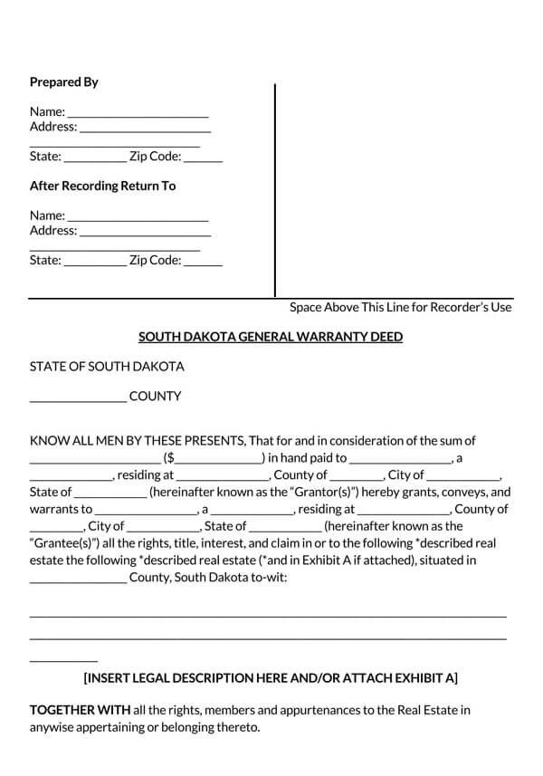 South-Dakota-General-Warranty-Deed-Form_