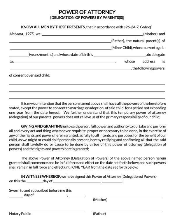 Alabama-Power-of-Attorney-Form_
