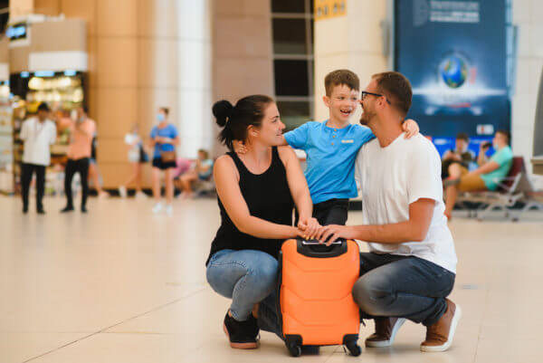 Child Travel Consent
