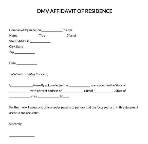 DMV-Affidavit-of-Residence-Letter_