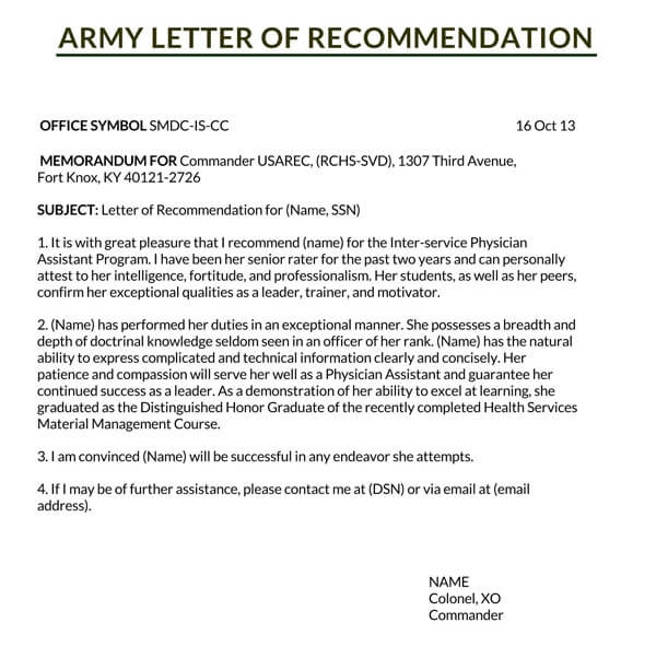 Military-Recommendation-Letter-Sample-19_