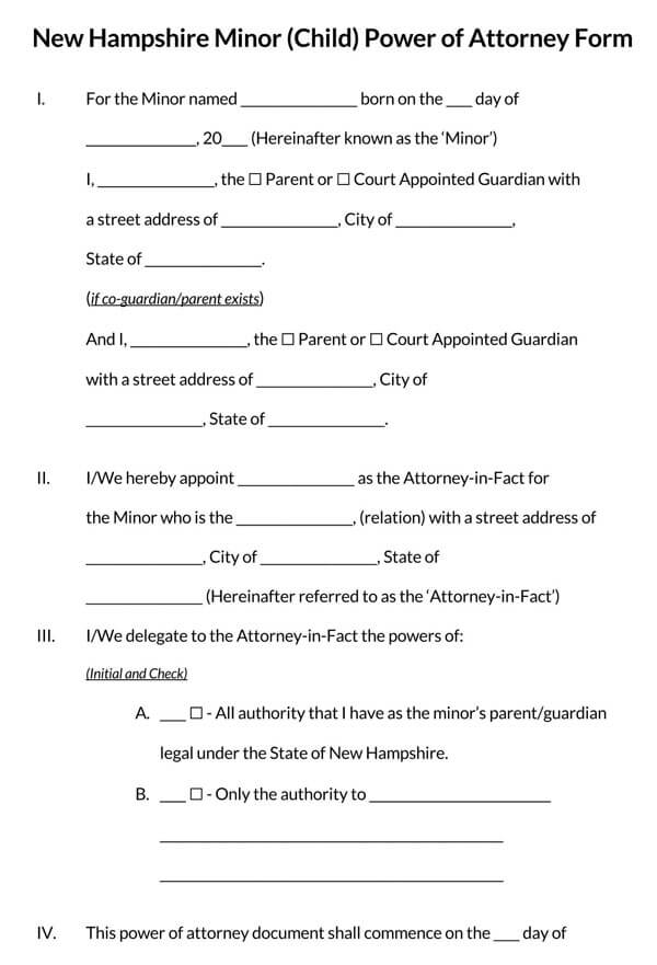 New-Hampshire-Power-of-Attorney-Form_