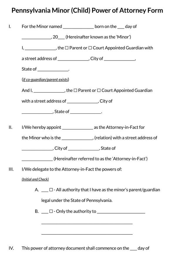Pennsylvania-Power-of-Attorney-Form_