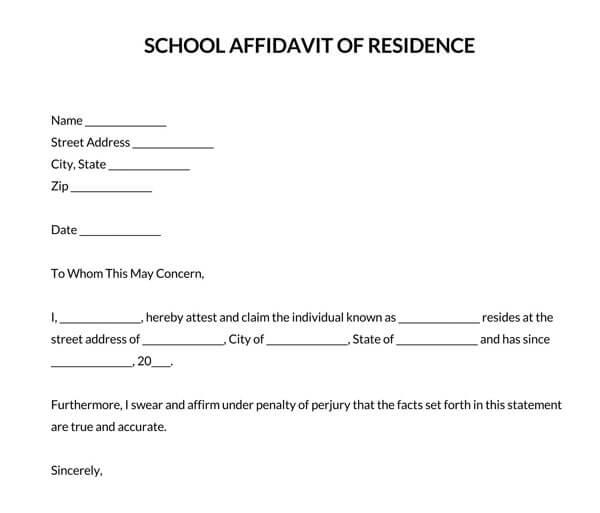 School-Affidavit-of-Residence_