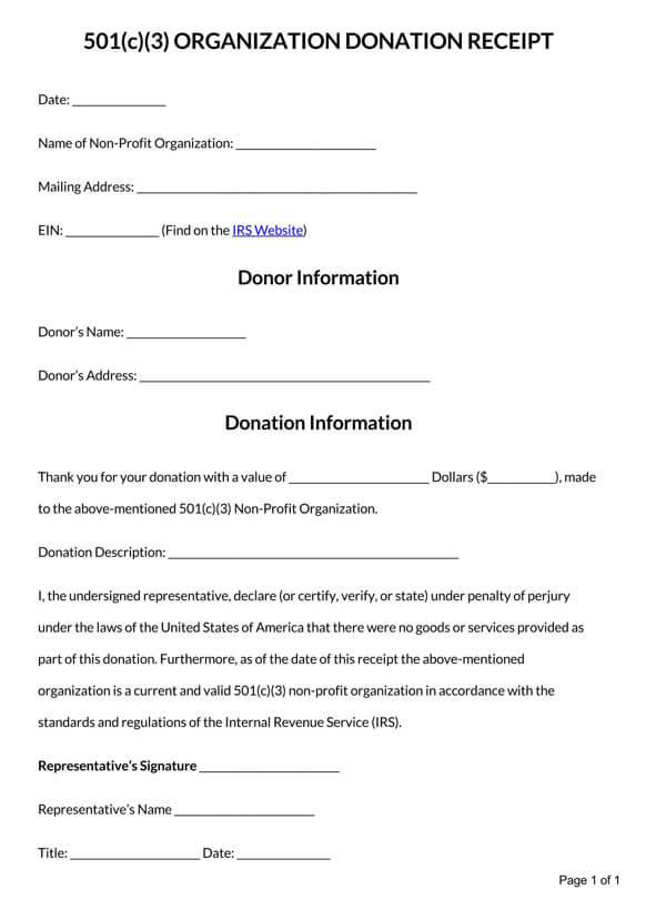 501c3-Donation-Receipt-Template