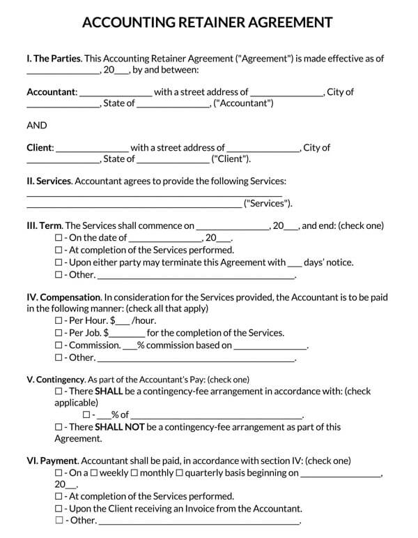 Accounting-Retainer-Agreement