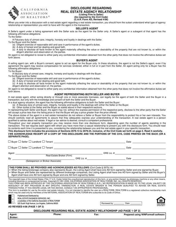 California-Disclosure-Regarding-Real-Estate-Agency-Relationship_
