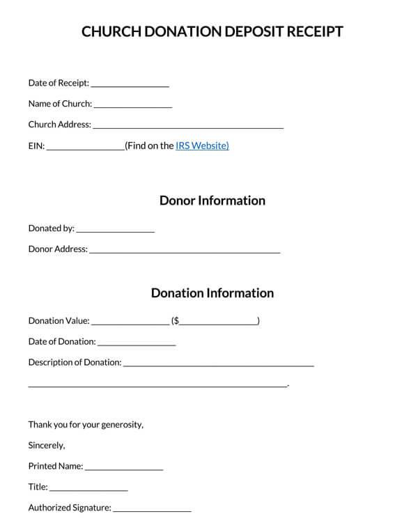 Church-Donation-Receipt-Template