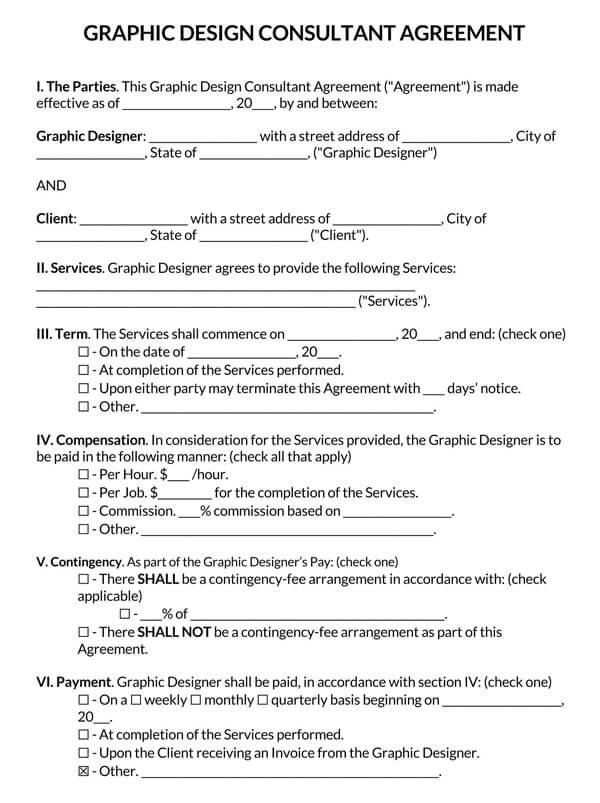 Graphic-Design-Consultant-Agreement