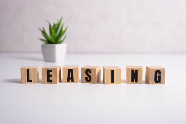 Notice of Default on Lease Agreement