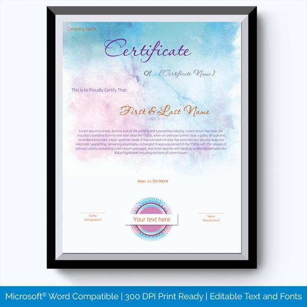 Elegant-award-certificate-template-4