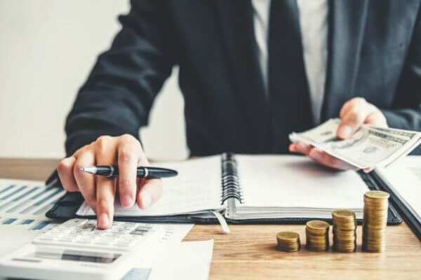 business budget template