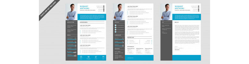 Agricultural CV and Resume Templates 27