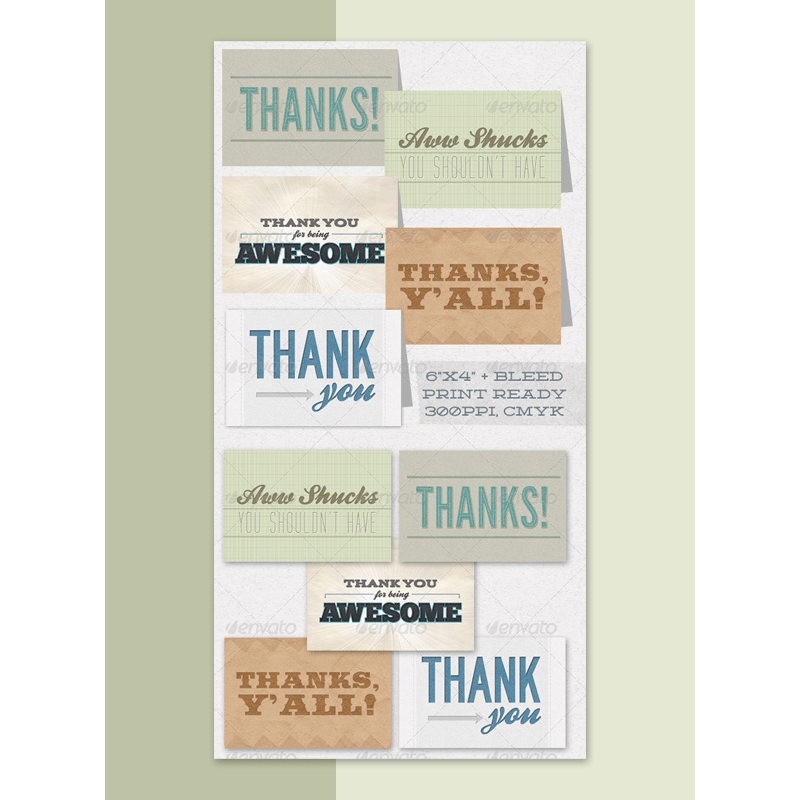 Birthday Gift Thank You Notes 13