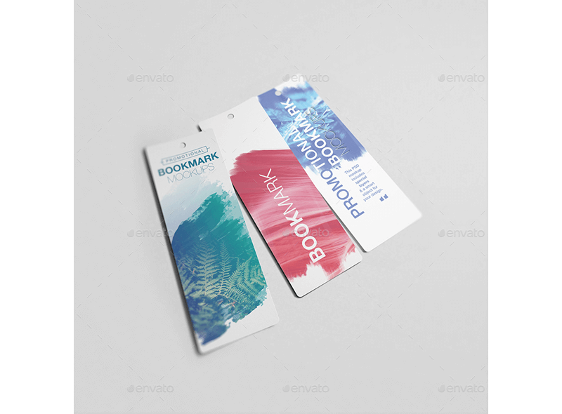 Bookmark Template 26