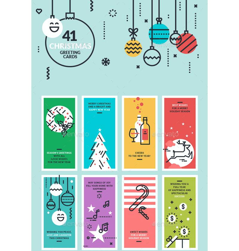 Christmas Gift Tag Template 13