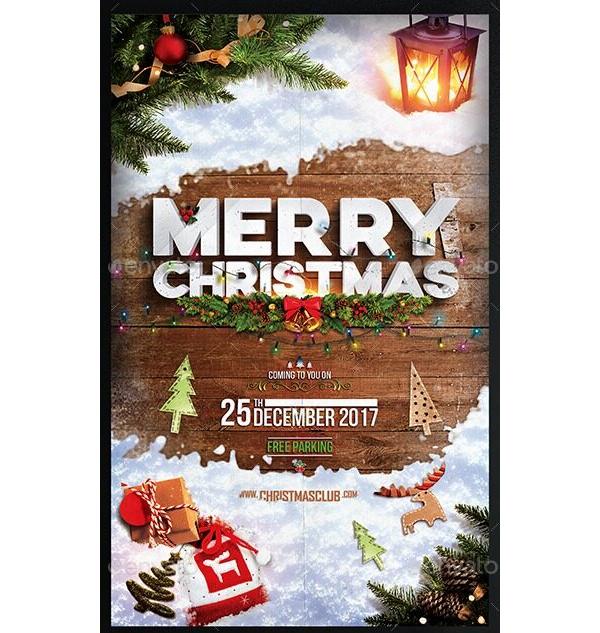 Christmas Party Invitation 17