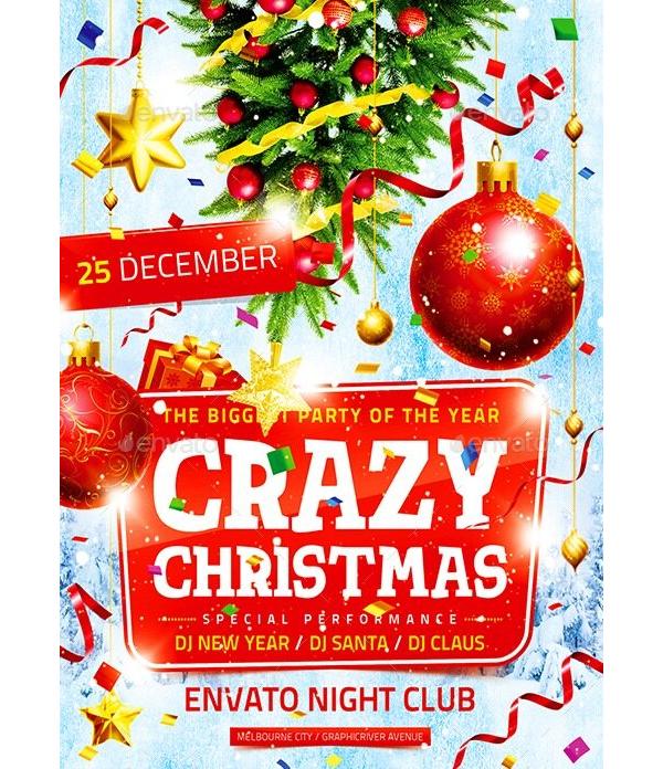 Christmas Party Invitation 18