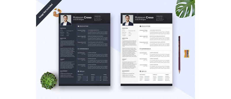 Agricultural CV and Resume Templates 28