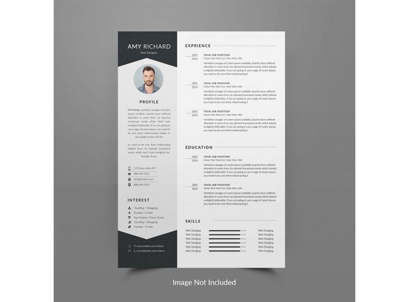 CV for Hospitality Administration Jobs 16
