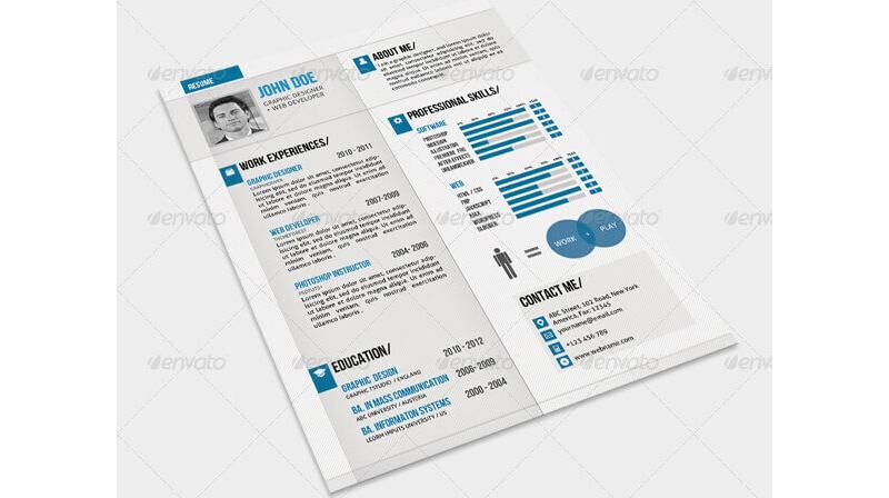Insurance Resume Template 14