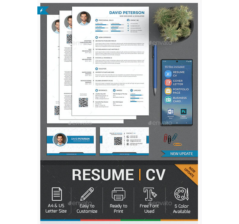 CV Examples for Architecture Job 09