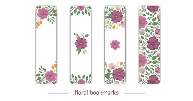 Bookmark Template 38