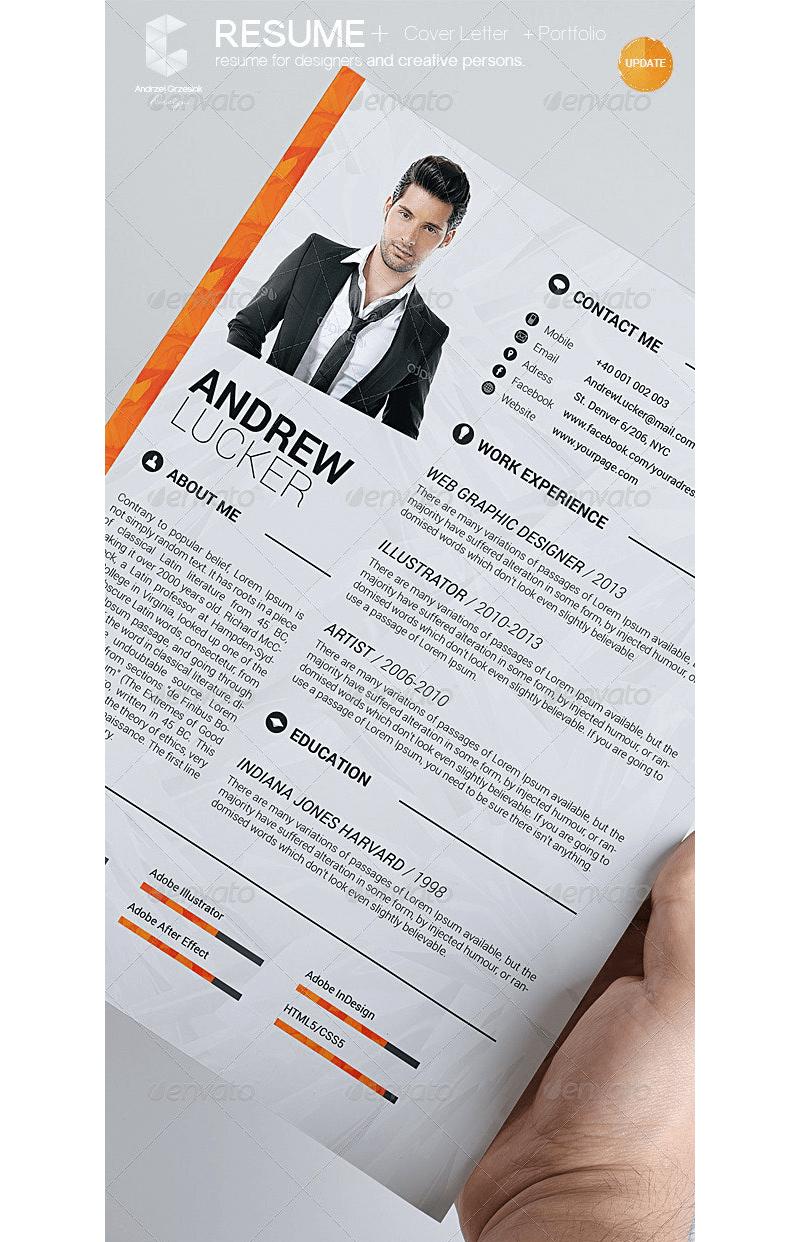 CV for Hospitality Administration Jobs 08