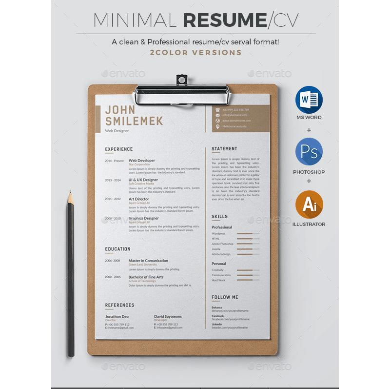 CV for Hospitality Administration Jobs 10