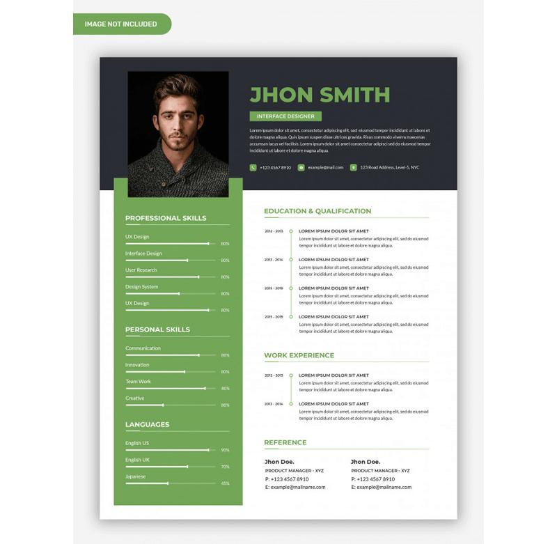 CV for Hospitality Administration Jobs 14