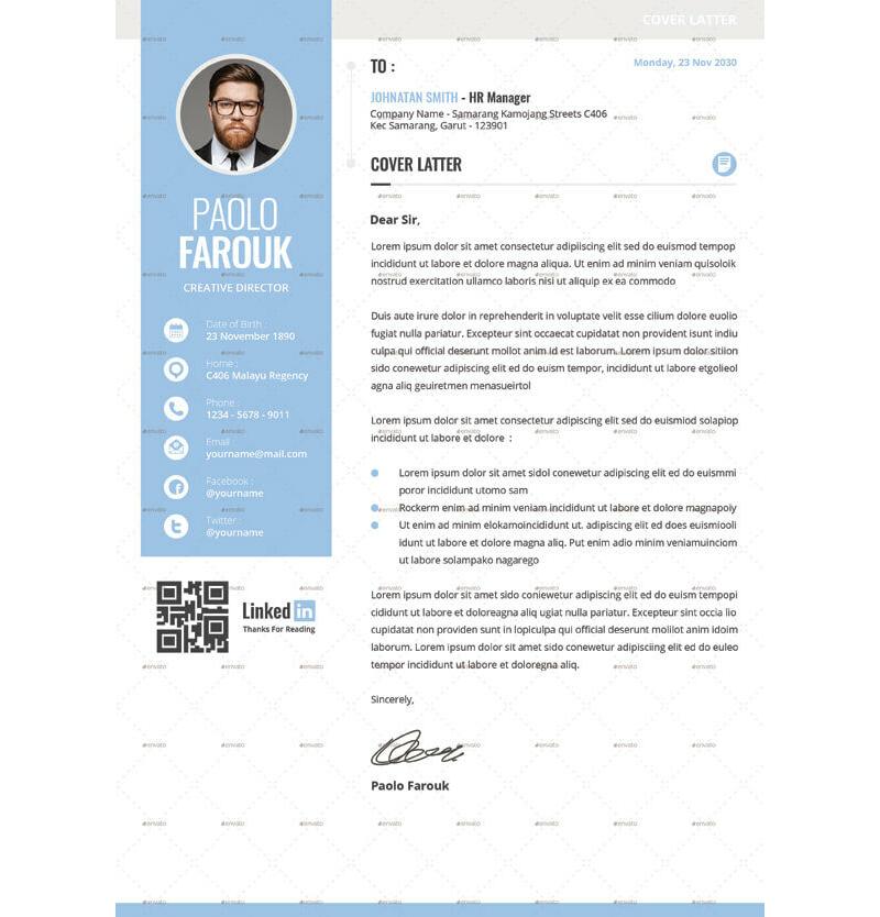 Insurance Resume Template 10