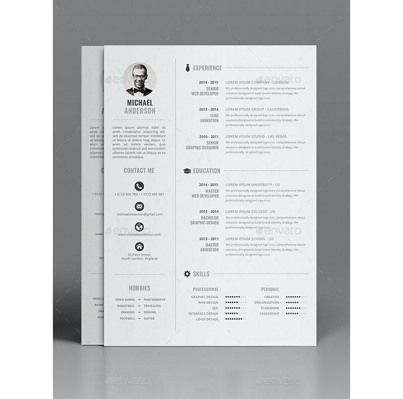 Insurance Resume Template 07