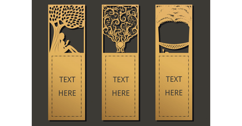 Bookmark Template 35