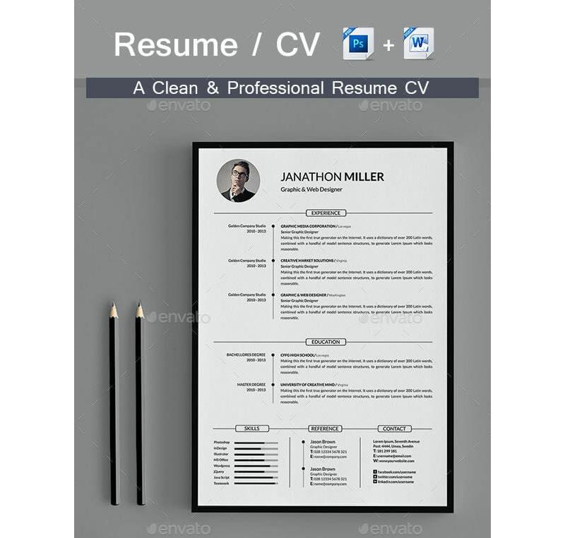 Insurance Resume Template 06