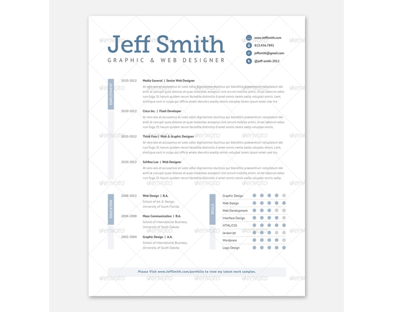 Logistics Manager CV Example 09