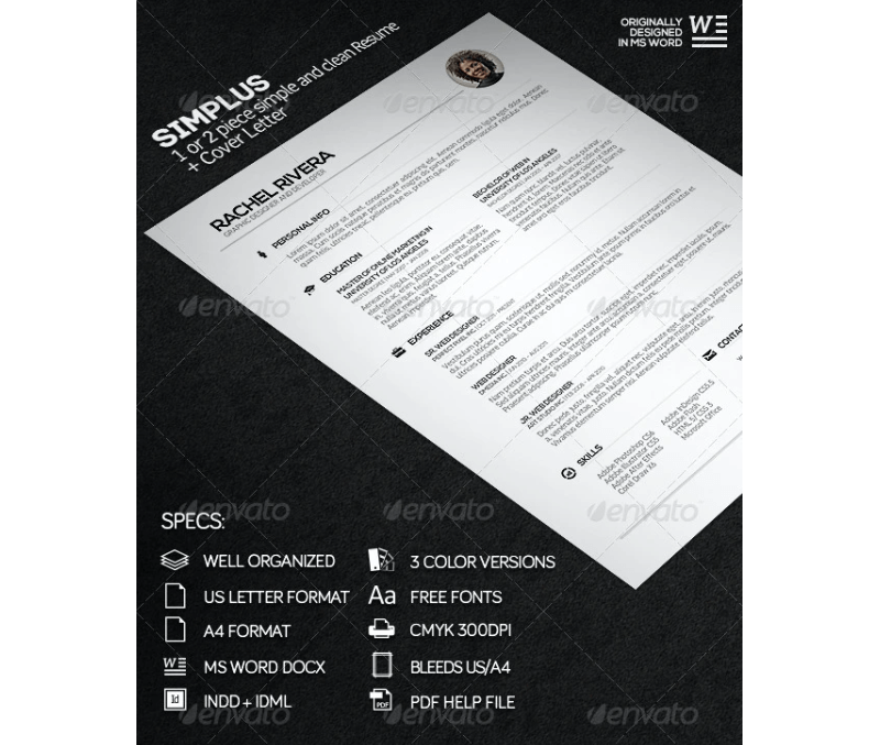Logistics Manager CV Example 08