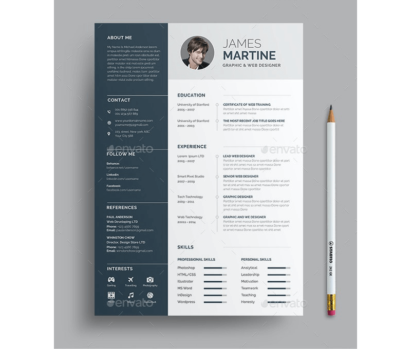 Logistics Manager CV Example 07