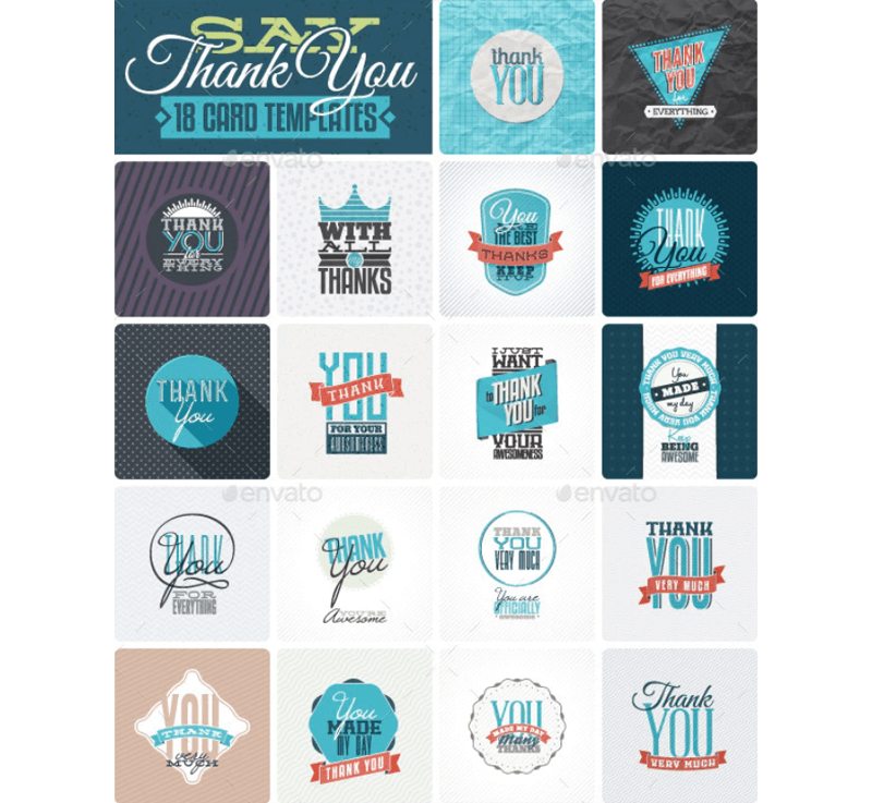 Birthday Gift Thank You Notes 12