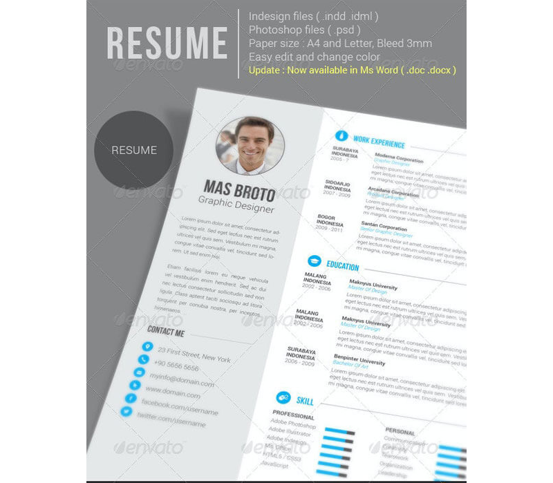 Best Retail Manager Resume 07
