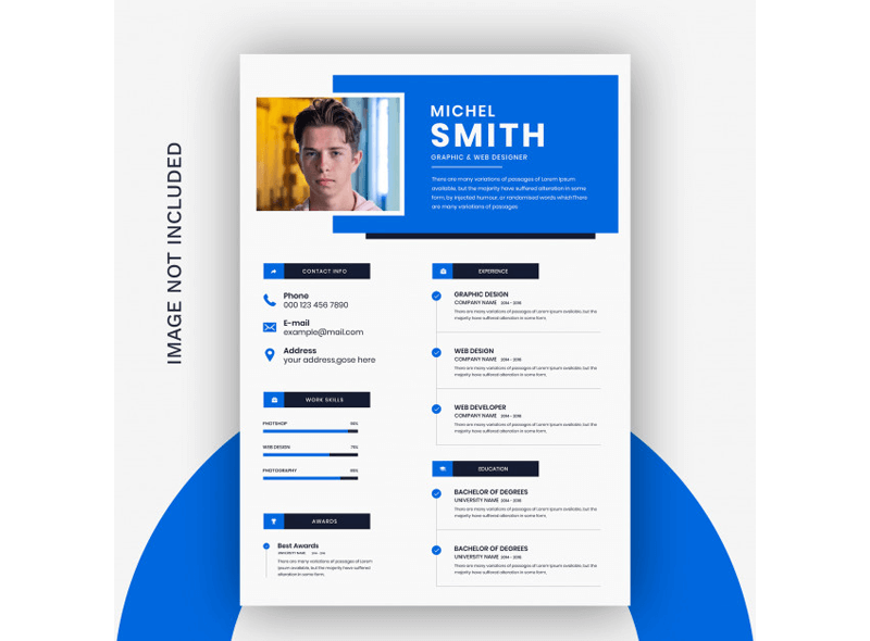 Financial Accountant Resume Template 19