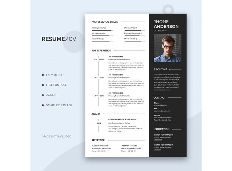 Web Designer and Developer Resume 24